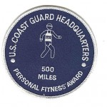 Leg 0092 - 500 Mile Fitness Award