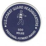 Leg 0092 - 500 Mile Fitness Award