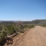 Leg 0097 - Dirt Road Hualapai Indian Reservation