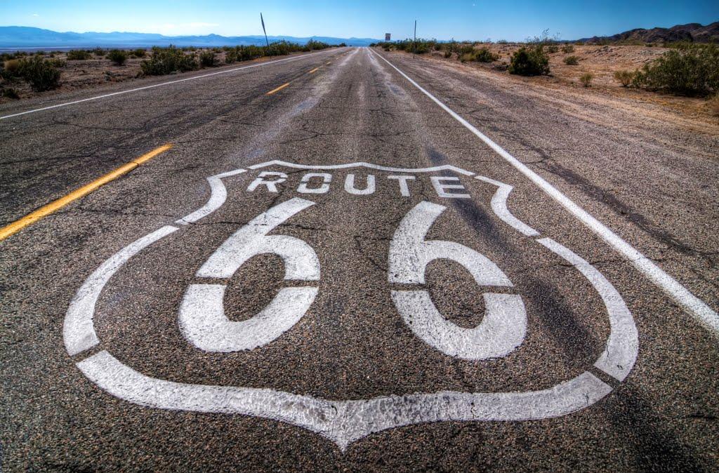 Leg 0042 - Route 66